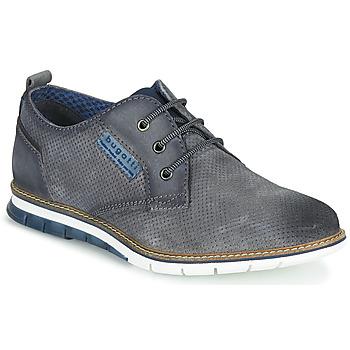 Παπούτσια Άνδρας Χαμηλά Sneakers Bugatti SANDMAN Grey / Fonce