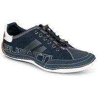 Παπούτσια Άνδρας Χαμηλά Sneakers Bugatti CANARIO Marine