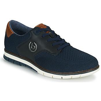 Παπούτσια Άνδρας Χαμηλά Sneakers Bugatti SANDMAN Marine