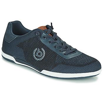 Παπούτσια Άνδρας Χαμηλά Sneakers Bugatti SOLAR EXKO Marine