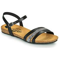 Παπούτσια Γυναίκα Σανδάλια / Πέδιλα Plakton MAM ALOU Black