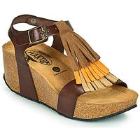 Παπούτσια Γυναίκα Σανδάλια / Πέδιλα Plakton SO TONKA Brown
