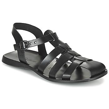 Παπούτσια Άνδρας Σανδάλια / Πέδιλα Dream in Green OPOL Black
