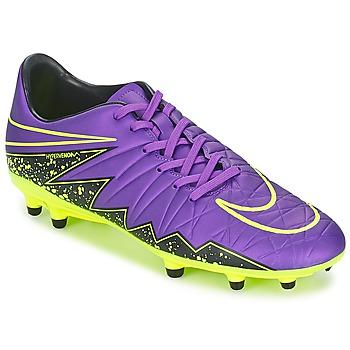 Παπούτσια Άνδρας Ποδοσφαίρου Nike HYPERVENOM PHELON II FG Violet