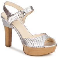 Παπούτσια Γυναίκα Σανδάλια / Πέδιλα Fabi KAITE Argenté
