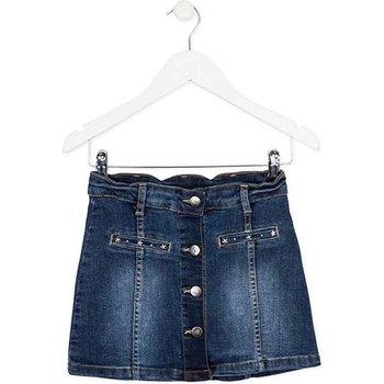 Υφασμάτινα Κορίτσι Φούστες Losan 724 7018AB Μπλε