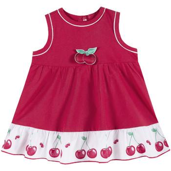 Υφασμάτινα Κορίτσι Κοντά Φορέματα Chicco 09003398000000 το κόκκινο