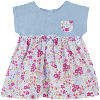 Υφασμάτινα Κορίτσι Κοντά Φορέματα Chicco 09003412000000 Μπλε