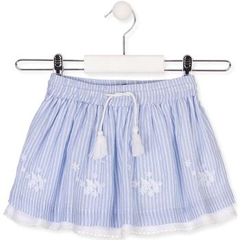 Υφασμάτινα Κορίτσι Φούστες Losan 016-7060AL Μπλε