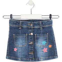 Υφασμάτινα Κορίτσι Φούστες Losan 016-7061AL Μπλε