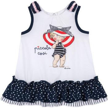 Υφασμάτινα Κορίτσι Κοντά Φορέματα Chicco 09003587000000 λευκό