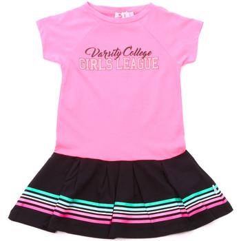 Υφασμάτινα Κορίτσι Κοντά Φορέματα Melby 70A5705 Ροζ
