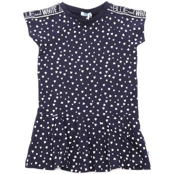 Υφασμάτινα Κορίτσι Κοντά Φορέματα Melby 70A5705 Μπλε
