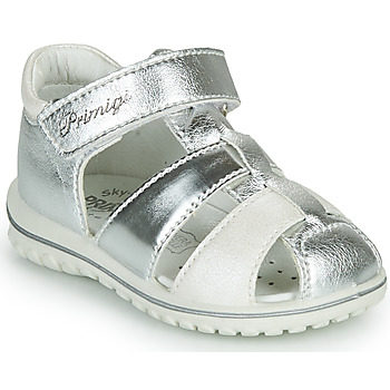 Παπούτσια Κορίτσι Σανδάλια / Πέδιλα Primigi GABBY Silver / Άσπρο