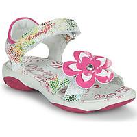Παπούτσια Κορίτσι Σανδάλια / Πέδιλα Primigi SARAH Άσπρο / Multico