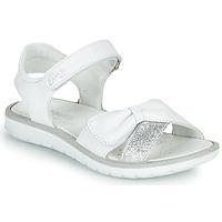 Παπούτσια Κορίτσι Σανδάλια / Πέδιλα Primigi LOLA Άσπρο / Silver