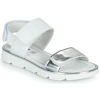 Παπούτσια Κορίτσι Σανδάλια / Πέδιλα Primigi ANNA Άσπρο / Silver