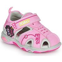 Παπούτσια Κορίτσι Σπορ σανδάλια Primigi SOLAL Ροζ