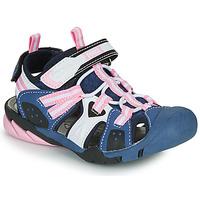 Παπούτσια Κορίτσι Σπορ σανδάλια Primigi CAMMI Marine / Ροζ