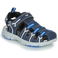 Παπούτσια Αγόρι Σπορ σανδάλια Primigi DAMIEN Marine