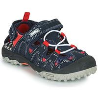 Παπούτσια Αγόρι Σπορ σανδάλια Primigi ALEX Marine / Black / Red