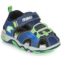 Παπούτσια Αγόρι Σπορ σανδάλια Primigi DINNO Μπλέ / Green