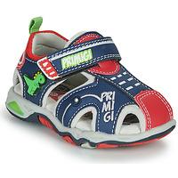 Παπούτσια Αγόρι Σπορ σανδάλια Primigi ANIS Μπλέ / Red / Green