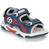 Παπούτσια Αγόρι Σανδάλια / Πέδιλα Primigi MATHIS Marine / Red