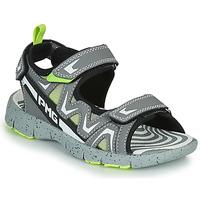 Παπούτσια Αγόρι Σανδάλια / Πέδιλα Primigi MATEO Grey / Green