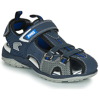 Παπούτσια Αγόρι Σπορ σανδάλια Primigi SIXTINE Marine / Grey