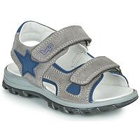 Παπούτσια Αγόρι Σανδάλια / Πέδιλα Primigi GRIMMI Grey / Μπλέ