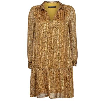 Υφασμάτινα Γυναίκα Κοντά Φορέματα Ikks BS30195-75 Amber