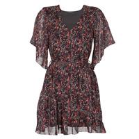 Υφασμάτινα Γυναίκα Κοντά Φορέματα Ikks BS30205-02 Multicolour