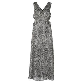 Υφασμάτινα Γυναίκα Μακριά Φορέματα Ikks BS30265-02 Black