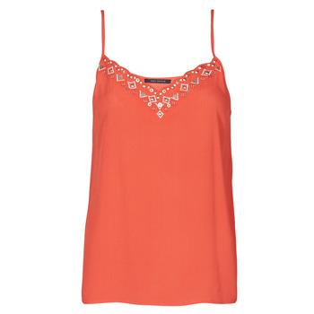Υφασμάτινα Γυναίκα Αμάνικα / T-shirts χωρίς μανίκια Ikks BS11195-36 Red