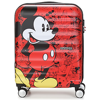 Τσάντες Valise Rigide American Tourister WAVEBREAKER 55 CM Red