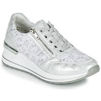 Παπούτσια Γυναίκα Χαμηλά Sneakers Remonte Dorndorf SALAN Silver