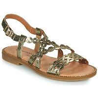 Παπούτσια Γυναίκα Σανδάλια / Πέδιλα Remonte Dorndorf JULLIA Gold