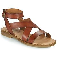 Παπούτσια Γυναίκα Σανδάλια / Πέδιλα Remonte Dorndorf POLLY Brown