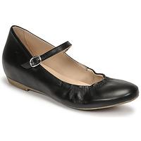 Παπούτσια Γυναίκα Μπαλαρίνες Casual Attitude OLIVIA Black