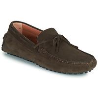 Παπούτσια Άνδρας Μοκασσίνια Casual Attitude ODILON Brown