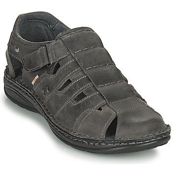 Παπούτσια Άνδρας Σανδάλια / Πέδιλα Casual Attitude ZIRONDEL Grey