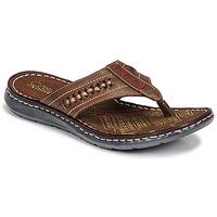 Παπούτσια Άνδρας Σαγιονάρες Casual Attitude OPOM Brown