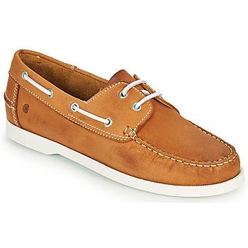 Παπούτσια Άνδρας Boat shoes Casual Attitude REVORO Camel