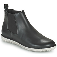 Παπούτσια Γυναίκα Μπότες Casual Attitude ODILETTE Black