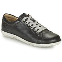 Παπούτσια Γυναίκα Derby Casual Attitude OULETTE Black