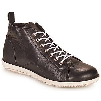 Παπούτσια Γυναίκα Μπότες Casual Attitude OUETTE Black