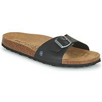 Παπούτσια Άνδρας Τσόκαρα Casual Attitude OMIU Black