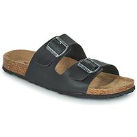 Παπούτσια Άνδρας Τσόκαρα Casual Attitude OMAO Black