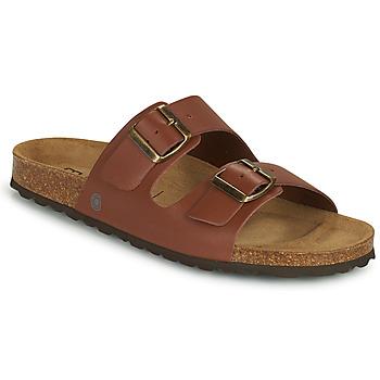 Παπούτσια Άνδρας Τσόκαρα Casual Attitude OMAO Brown